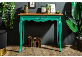 Birou Hemingway verde