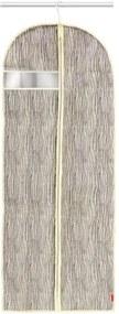 Husă de haine Tescoma Fancy Home, 150 x 60 cm,naturală
