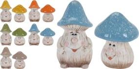 Figurina portelan, model ciuperca