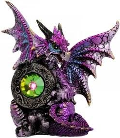 Statueta Smaraldul Dragonului 25 cm