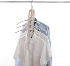 Organizator suspendat pentru haine InnovaGoods Hang It