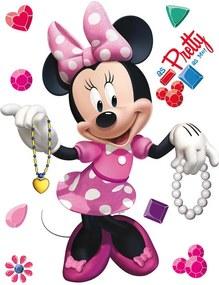 AG Design Disney Minnie Mouse - autocolant de perete 30x30 cm