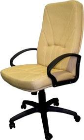 Scaun de birou directorial ergonomic Colorado piele ecologica