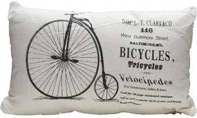 Perna Decorativa Bicycles, 25x40 cm