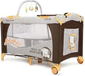Patut Pliant Bebe MONI Happy Baby Safari Park