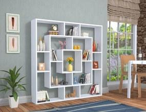 Biblioteca - Frame - Alb
