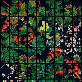 MINDTHEGAP Tapet - Japanese Garden By Night