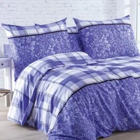 Lenjerie de pat din microfibră ANITA pat simplu