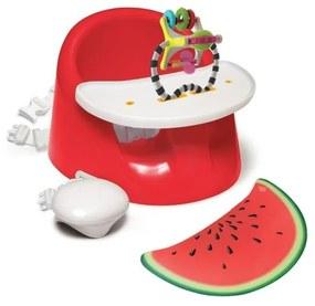 Prince Lionheart - Scaun de masa Booster 2 in 1 Flex Plus Watermelon Red Play