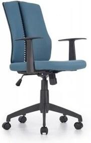 IRON scaun de birou turcoaz/negru