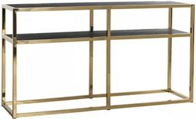 CONSOLA Blackbone gold