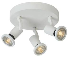 Lucide 11903/15/31 - Lampa spot LED JASTER-LED 3xGU10/5W/230V alba