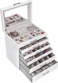 Cutia pentru bijuterii Paullette