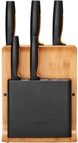 Set cutite Fiskars Functional Form, inox, 7 piese