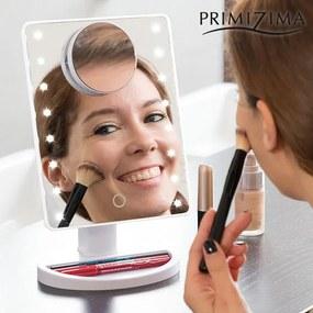 Oglindă LED cu Efect de Mărire pentru Machiaj Primizima