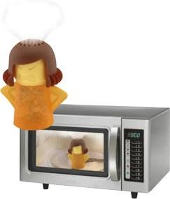 Soluție de curățat cuptorul cu microunde STEAM LADY