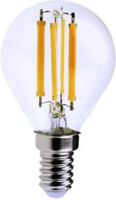Bec LED Light sources, E14 6W