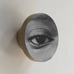 Cârlig din lemn de pin Really Nice Things Eye