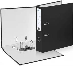 Biblioraft Forpus basic 70 mm  20089 negru