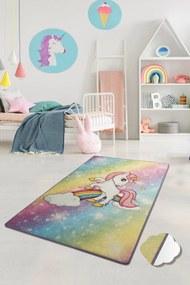 Covor pentru copii Unicorn - 140 x 190 cm