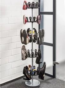 Raft de pantofi rotativ cu 5 etaje