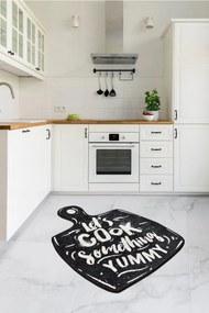 Covor pentru Bucatarie Lets Cook - 105x140 cm