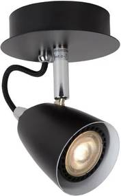 Lucide 26956/05/30 - Lampa spot LED RIDE-LED 1xGU10/5W/230V crom