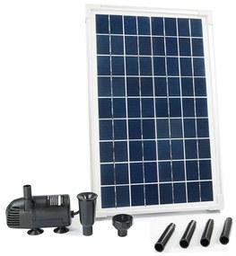 403739 Ubbink Set SolarMax 600 cu panou solar şi pompă 1351181