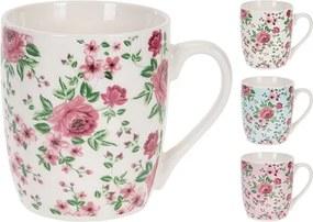 Cana Roses din ceramica 8 cm - 3 modele la alegere