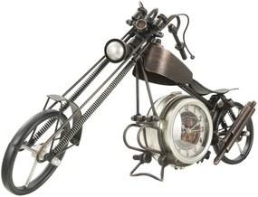 Ceas de birou Mauro Ferretti Bike, 55 x 28 cm