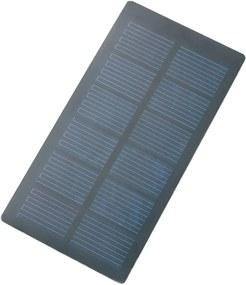 Panou solar policristalin Conrad, 3 V, 250 mA, 0,75 W