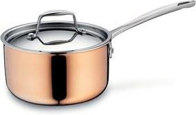 Kela Oală pentru sos cu capac STRATUM 16 cm, cupru