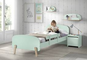 copii pat puștiulică mentă barieră