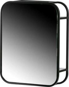 Oglindă de perete WOOOD Olivia, 45 x 35 cm