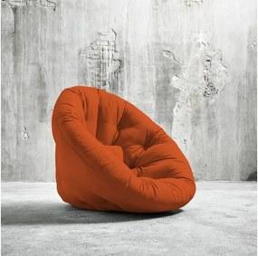 Fotoliu extensibil Karup Nido Orange
