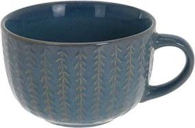 Cana Lines din ceramica turcoaz 7 cm
