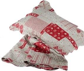 Cuvertură și față de pernă pentru pat de o persoană Dakls Redmi