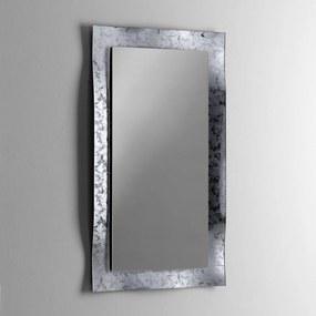 Oglinda ELE, Sticla Abs, Gri, 65x3x120 cm