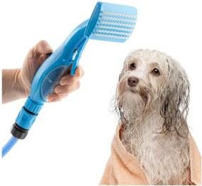 Furtun cu perie pentru câini InnovaGoods My Pet