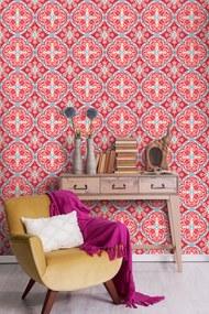 MINDTHEGAP Tapet - Rufous Tile