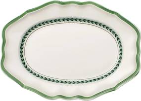 Farfurie ovală pentru servit, colecția French Garden Green Line - Villeroy & Boch