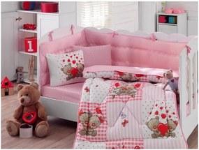 Set pentru dormitor copii Yumi, 100x170 cm