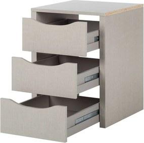 Corp cu 3 sertare pentru dressing