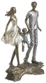 Figurina Family din rasina 17 cm x 28 cm