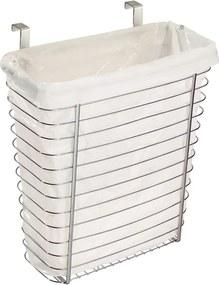 Coș pentru usă dulap bucătărie iDesign Axis Waste
