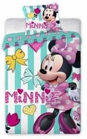 copii lenjerie Minnie Mouse 084 Minnie Mouse 084 100x135 cm