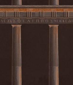 MINDTHEGAP Tapet - Athena Copper