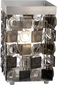 Eglo 51924 - Lampă de masă PRITTY 1xE14/60W/230V