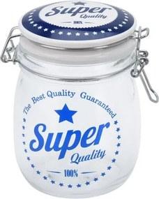 Borcan cu capac Super Quality 700 ml