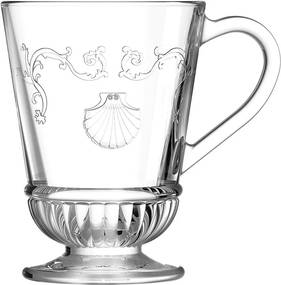 Cană din sticlă La Rochére Versailles, 400 ml